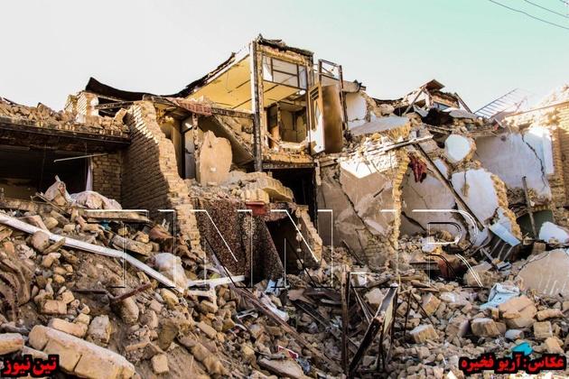 منشا صداهای پس از زلزله کرمانشاه چیست؟