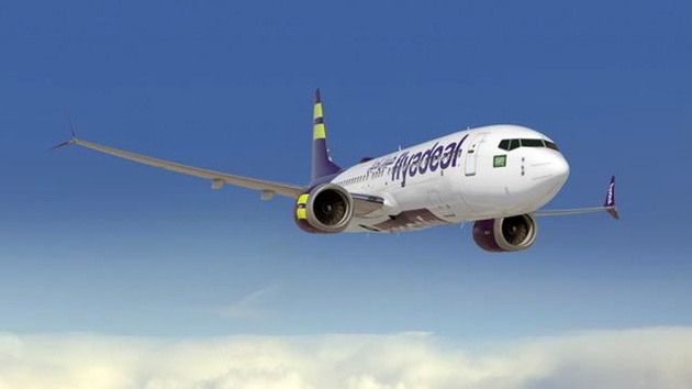 Saudi low-cost airline flyadeal cancels order for 30 Boeing 737 MAX 8