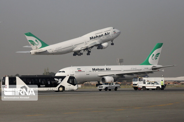 60 flights to Iraq in one day from Imam Khomeini Airport registered