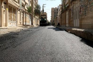 احداث و تکمیل 18 کیلومتر راه روستایی در سمنان