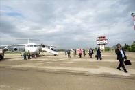 افزایش فضای پارک هواپیما در فرودگاه خرمآباد