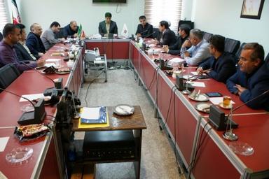 برگزاری جلسه هماهنگی دومین اردوی جهادی دستگاههای اجرایی