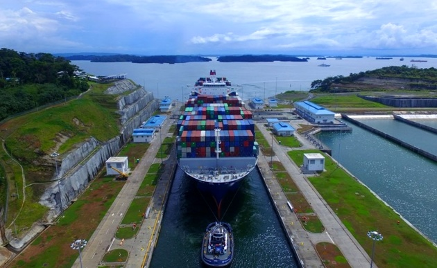 Panama Canal Sets Record Cargo Volume for FY 2018