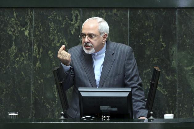 سوال از ظریف در دستور کار مجلس قرار گرفت