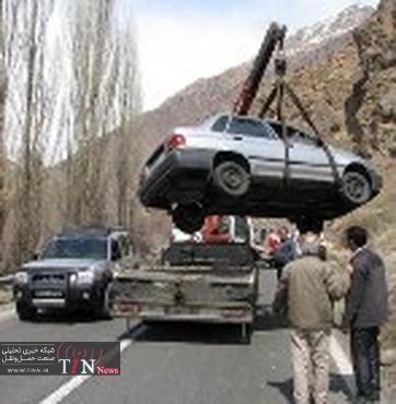 افزایش تلفات تصادفات کهگیلویه و بویراحمد در نوروز ۹۳