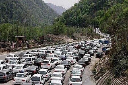 افزایش ۳۴ درصدی ورود خودرو به گیلان در تعطیلات اربعین