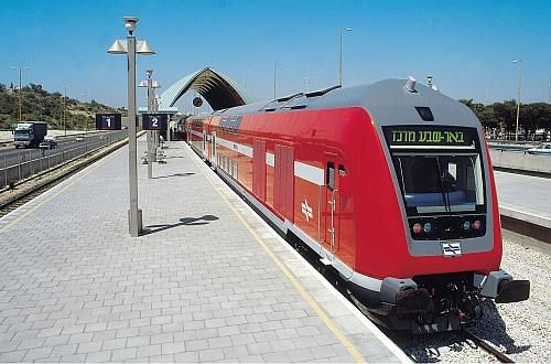 Alstom and Siemens vie for Israeli EMU order