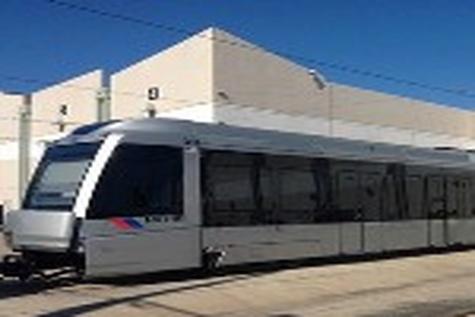 Houston METRO launches six new light rail cars