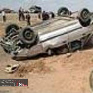 تصادفات جاده ای در استان کردستان ۱۴ درصد کاهش یافت