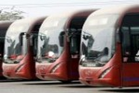 ورود ۳۰ دستگاه اتوبوس دو کابین به خط ۷ اتوبوس های تندرو؛ فردا