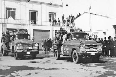 آتشنشانی در ایران