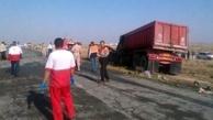 ۱۸ مصدوم و هشت کشته آخرین آمار تصادف مینیبوس در گنبدکاووس