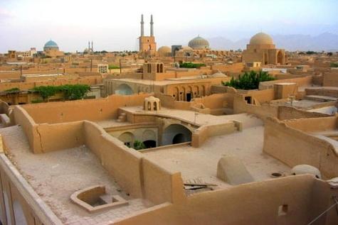 پیام تبریک  مدیرکل راه وشهرسازی استان یزد به مناسبت ثبت جهانی شهر یزد