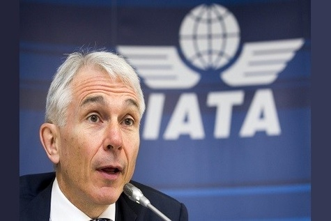 IATA Boss Says 'Terror Will Not Get the Better of Us' and Encourages More Travel