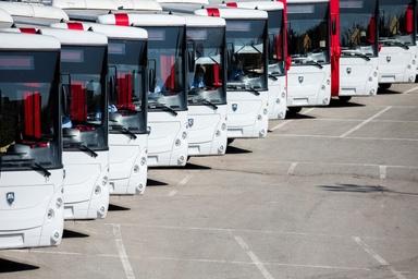 نوسازی 20 دستگاه اتوبوس ناوگان حمل و نقل درون شهری سنندج