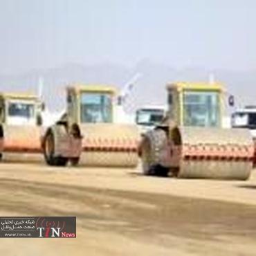 اجرای عملیات اصلاح پل قدیم تقاطع محور قنوات با آزادراه قم - کاشان