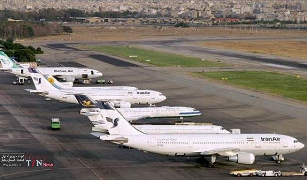گزارش اکونومیست با اشاره به افزایش۴ برابری ظرفیت ناوگان حملونقل هوایی
