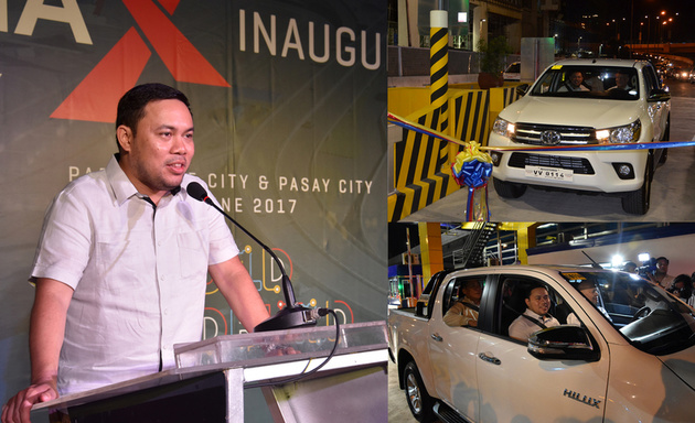 DPWH opens $413m NAIA Expressway in Philippines