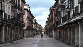 سکوت در شهرهای دنیا؛ کرونا چطور خیابانها را خالی کرد؟
