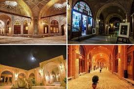 قزوین کهن شهر مینودری