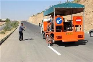 خط کشیها نسخه ای برای رفتار صحیح ترافیکی است