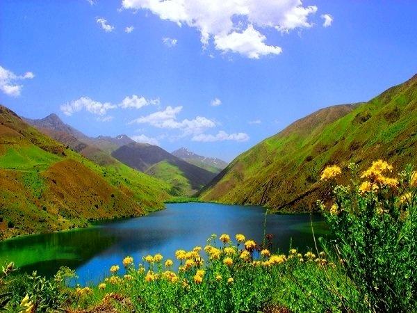 منطقه گردشگری دریاچه گهر تعطیل شد