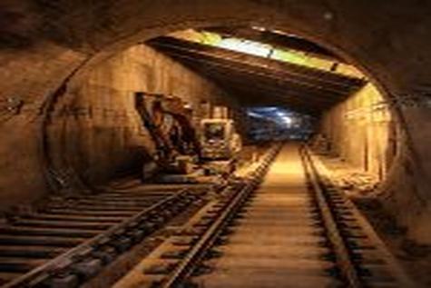 گزارش تصویری / بازدید معاون وزیر کشور از ساخت مترو تهران