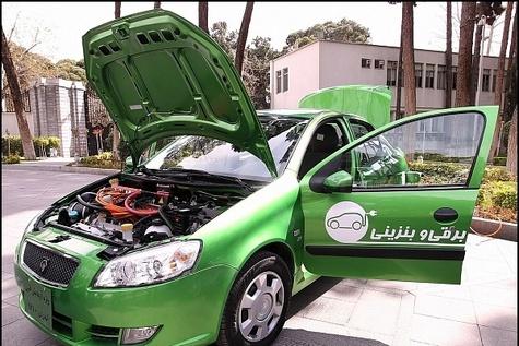 پیشنهاد تولید خودروهای هیبریدی به جای برقی در کشور