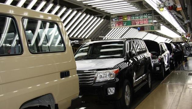 تعطیلی موقت چند کارخانه تویوتا به دلیل زلزله هوکایدو