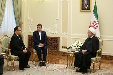Iran welcomes expansion of ties with Philippines