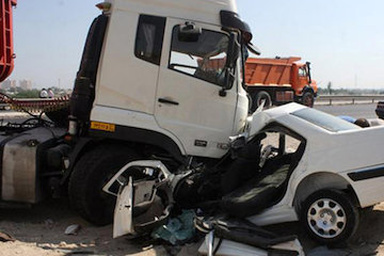 سال گذشته ۸۴۸ نفر در جاده های خوزستان کشته شدند