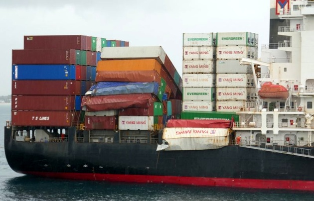 Quick, Heavy Rolling Led to Loss of Containers from YM Efficiency Off Australia, ATSB Finds