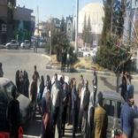تصاویر/ وحشت از زلزله 6.2 ریشتری در کرمان