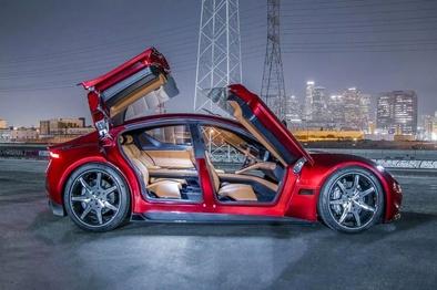خودروی لوکس الکتریکی تنها 40هزار دلار