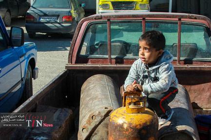 کمبود گاز در زابل