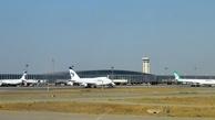 ایستگاههای دائمی کاهش آثار فرونشست در فرودگاه امام نصب میشود