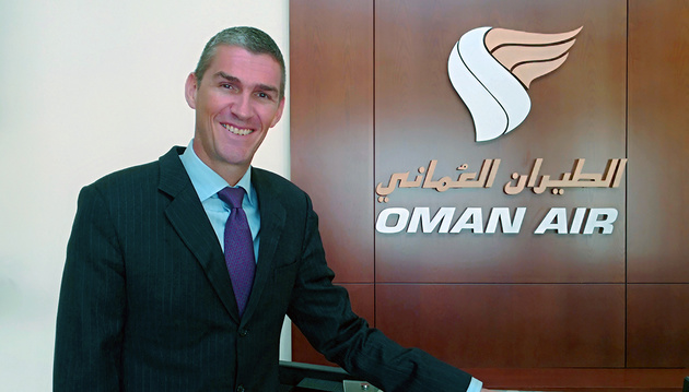 Oman Air Announces Appointment of Paul Starrs as Chief Commercial Officer