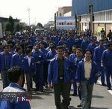 ۵ روز حقوق کارگر ایرانخودرو، یک روز حقوق کارگر فیات