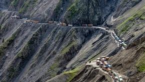 10 جاده خطرناک دنیا که عبور از آنها کار هر کسی نیست