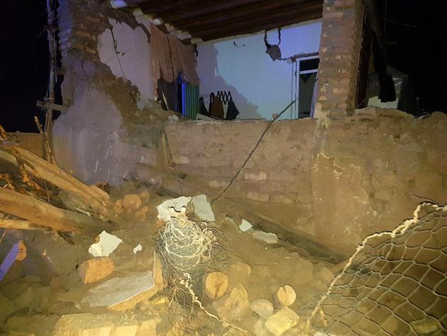 افزایش تعداد کشتهشدگان زمینلرزه آذربایجان شرقی