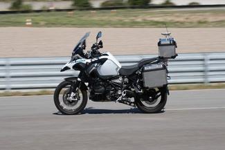 موتورسیکلت خودران بامو هم آمد