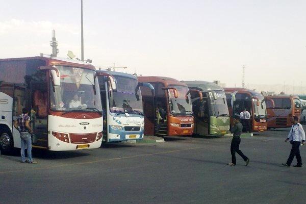 رعایت فاصله اجتماعی در ناوگان حمل و نقل عمومی استان تهران کم است