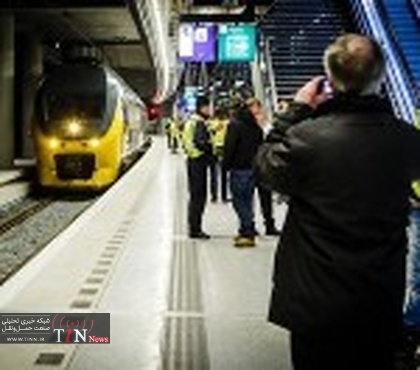 Delft tunnel and underground station opened
