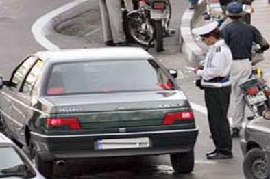 جریمه سنگین در انتظار رانندگان بی توجه به طرح زوج و فرد