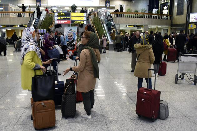حضور مسافران 2 ساعت پیش از پرواز در فرودگاه مهرآباد