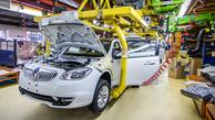 تولید خودروسازان ۱.۵ درصد بیشتر شد