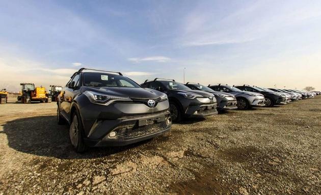 ۹۹ درصد شرکتهای واردکننده خودرو تعطیل شدند