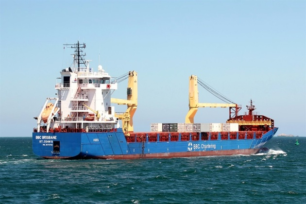BBC Chartering launches new monthly service connecting the Persian Gulf and India with Australia