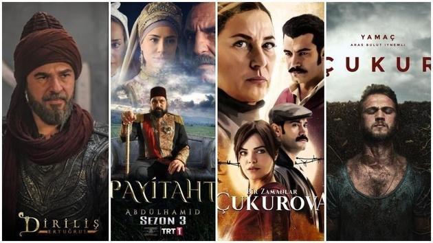درآمد نیم میلیارد دلاری ترکیه از صادرات فیلم و سریال!