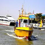 خرمشهر ظرفیتهای ویژهای در زمینه گردشگری دریایی دارد